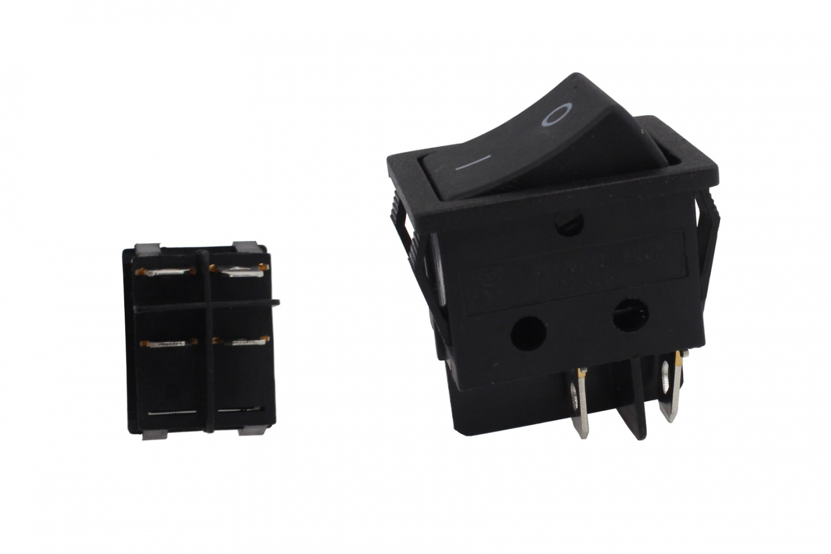 Włącznik rocker 4 PIN - GRUBYGARAGE - Sklep Tuningowy